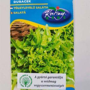 Dubacek tölgylevelű saláta vegyszermentes vetőmag