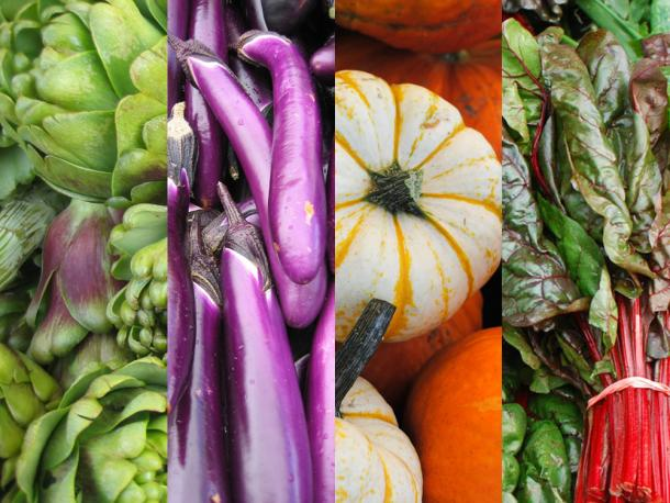 Seasonality Chart Vegetables 0