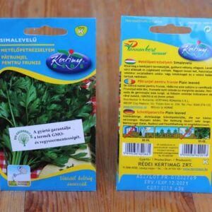 Simalevelu Petrezselyem Thegem Product Catalog