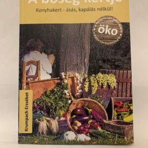 A bőség kertje könyv